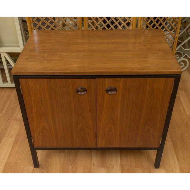 Dunbar Furniture Edward Wormley for Dunbar Cabinet For Sale - Image 4 of 7