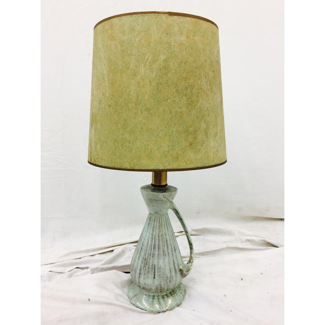 Mid-Century Modern Mid-Century Modern Atomic Style Lamp For Sale - Image 3 of 11