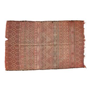 "Vintage Jijim Carpet - 5'11"" x 9'4"""
