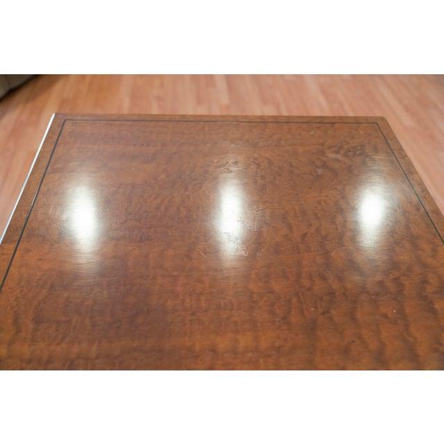 1960s Vintage Robsjohn-Gibbings Side Tables - a Pair For Sale - Image 10 of 11