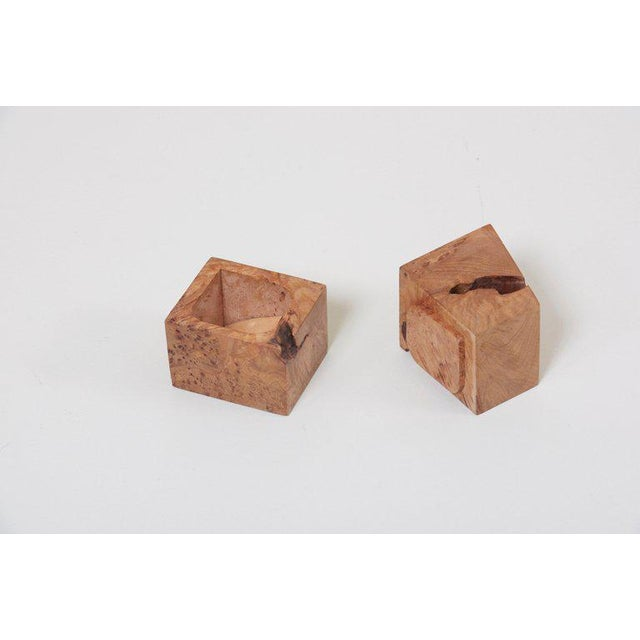 Arts & Crafts Studio Box by American Craftsman Michael Elkan, Us 'No 3' For Sale - Image 3 of 6