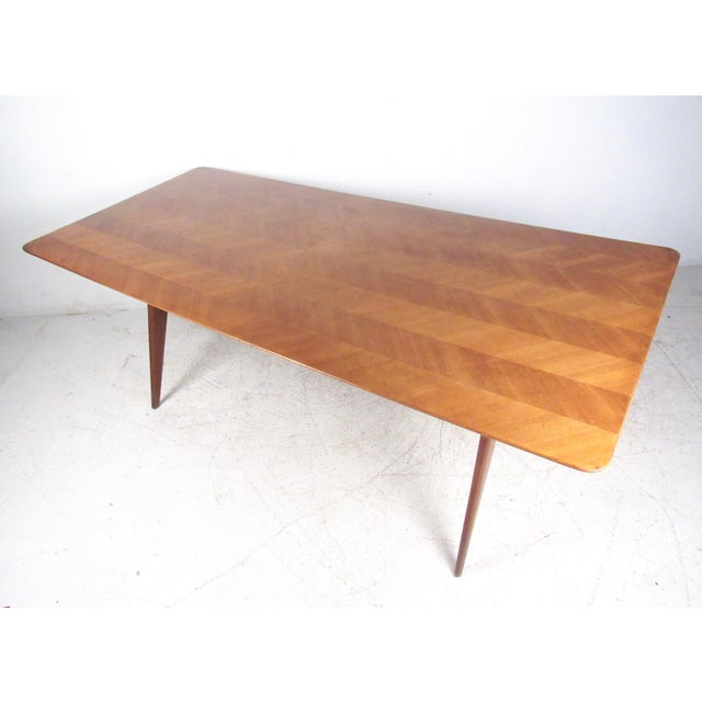 Italian Modern Parisi-Style Dining Table - Image 4 of 11