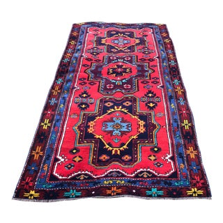 Antique Caucasian Nomadic Rug For Sale