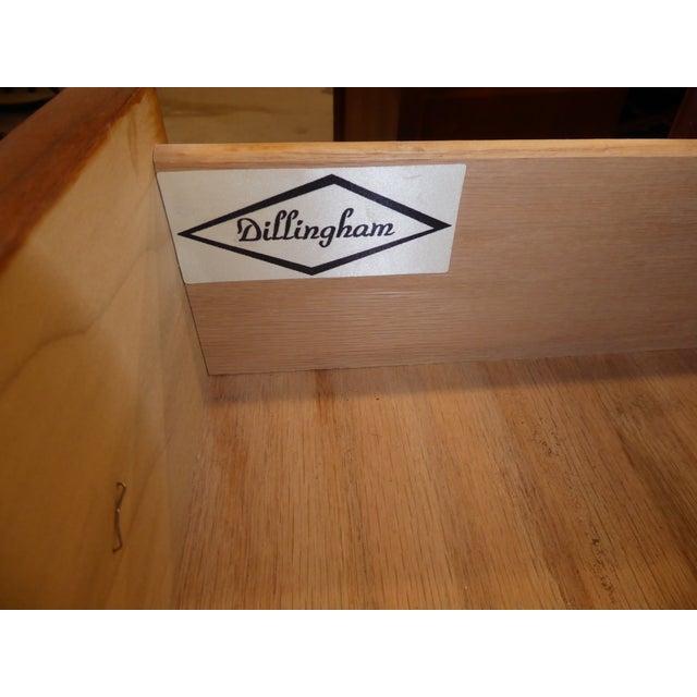 Vintage Dillingham Mid-Century Danish Modern Dresser - Image 2 of 11