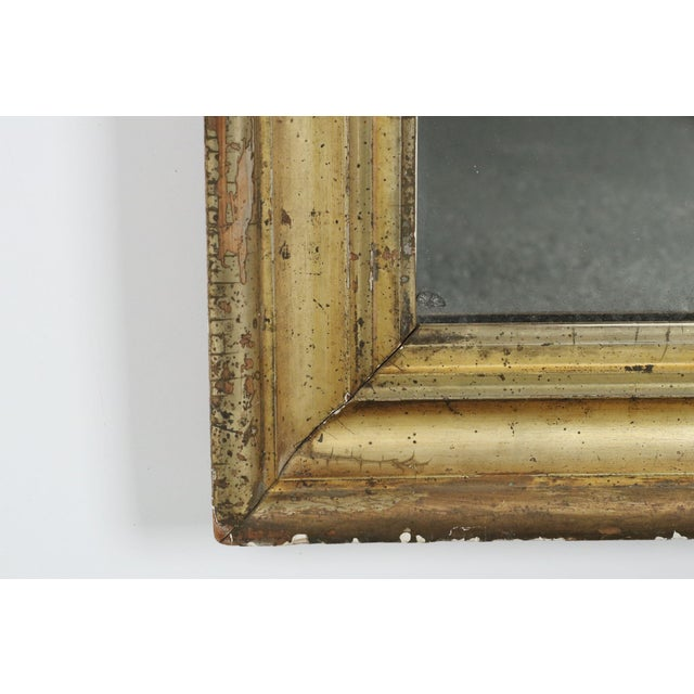 19th century Antique Regency Giltwood Wall Mirror - Image 8 of 10