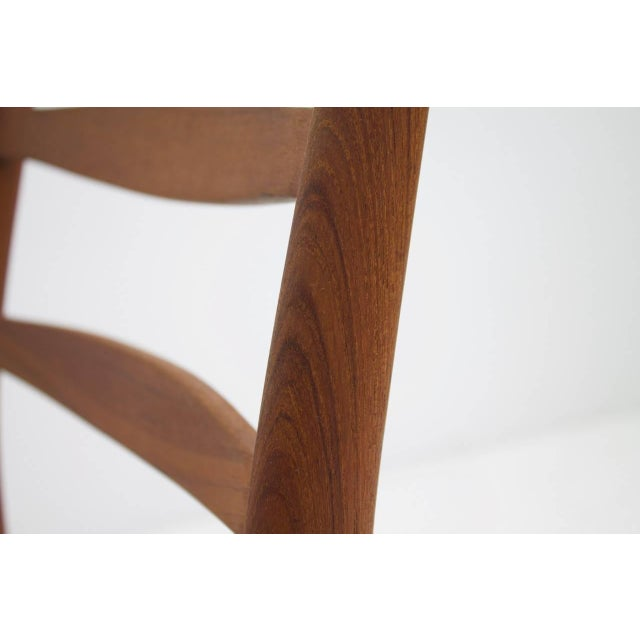 Vamo Sonderborg Torbjørn Afdal Teak Dining Chairs by Vamo, Denmark, 1960s For Sale - Image 4 of 12