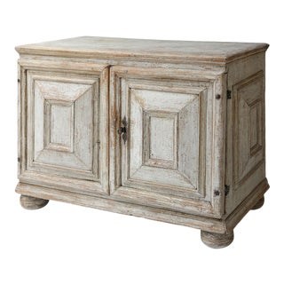 Baroque Swedish Two-Door Buffet For Sale