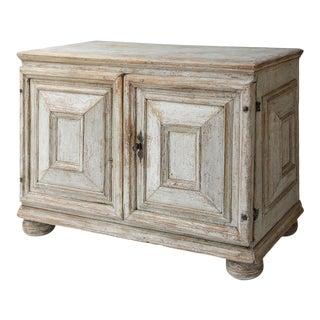 Baroque Swedish Two-Door Buffet For Sale