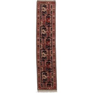 Romanian Handmade Wool Oriental Rug For Sale