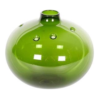 Michael Bang for Holmegaard Høj Vase For Sale