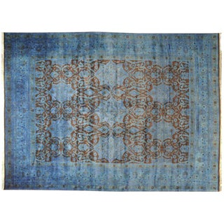 "Silky Pakistani Collection Rug - 144"" x 180"" For Sale"