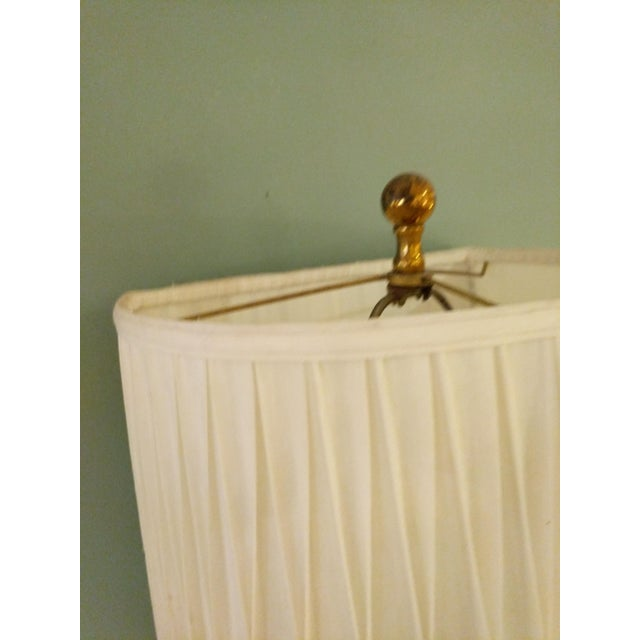 Brass Rare Paul Hansen Hollywood Regency Sconces - a Pair For Sale - Image 7 of 8