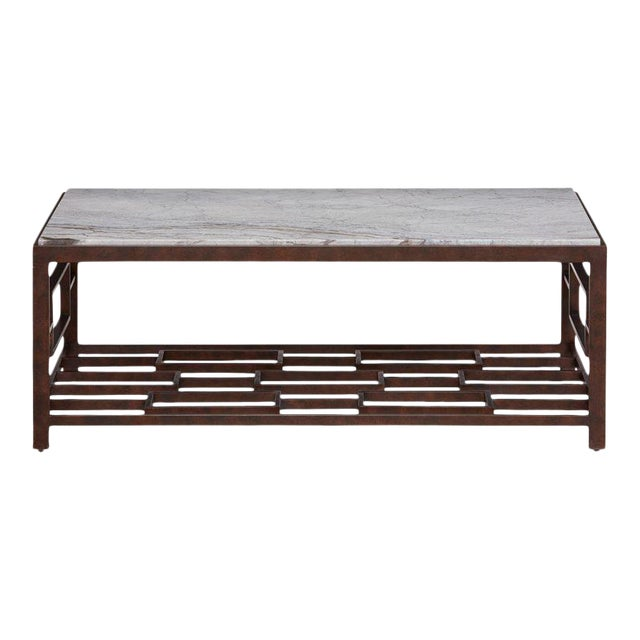 Marcos Coffee Table from Kenneth Ludwig Chicago For Sale