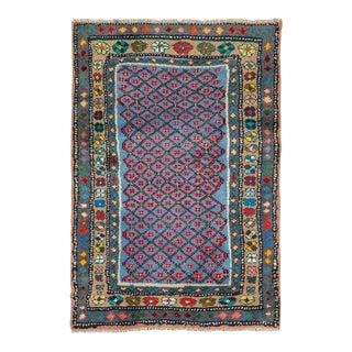 "Vintage Persian Hamadan Rug – Size: 2' 1"" X 3' 2"" For Sale"
