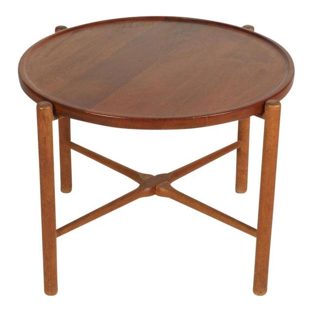 Hans J. Wegner Knock Down Occasional Table For Sale