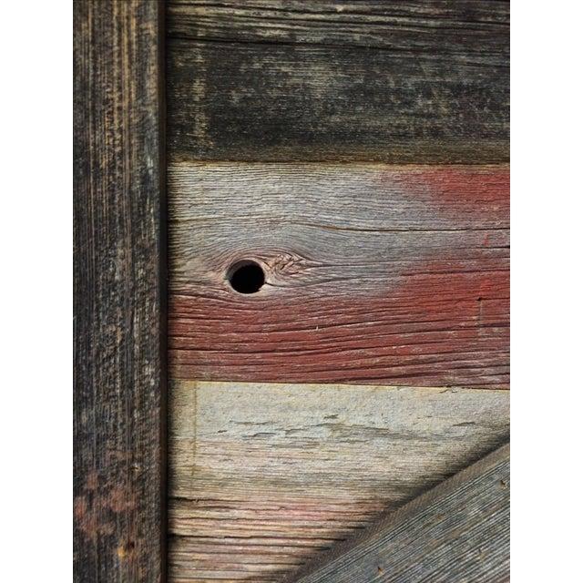 Barnwood Queen Headboard - Image 5 of 5
