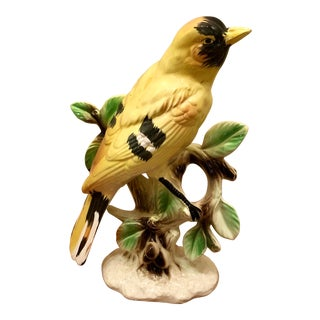 Mid-Century Bird Figurine For Sale