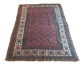 Image of Afghan Contemporary Machine-Made Rugs