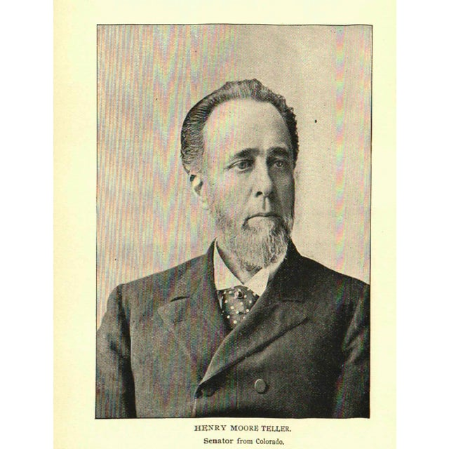 "Americana 1896 ""Great Leaders & National Issues of 1896"" For Sale - Image 3 of 5"