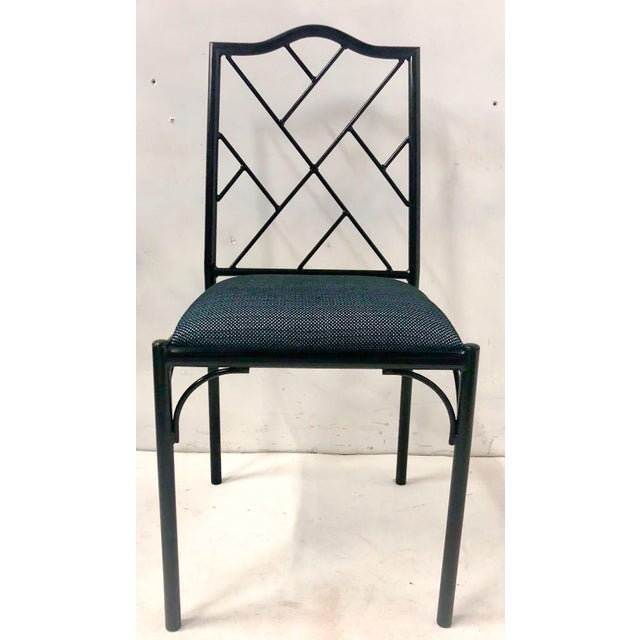 Chippendale Style Dining Chairs, Set of Six For Sale - Image 4 of 12