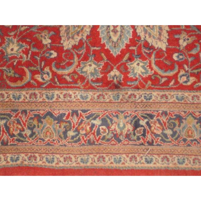 """Traditional Leon Banilivi Persian Sarouk Rug - 6'11"""" X 4'1"""" For Sale - Image 3 of 4"""