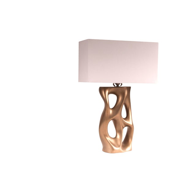 Amorph Amorph Loop Table Lamp - Gold For Sale - Image 4 of 8