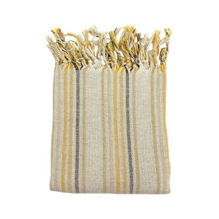 Soleil Handwoven Turkish Towel For Sale