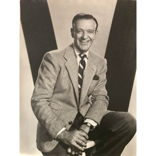 """Original 1950s Hollywood Portrait Fred Astaire by Virgl Apger 16x20"""" Preview"""