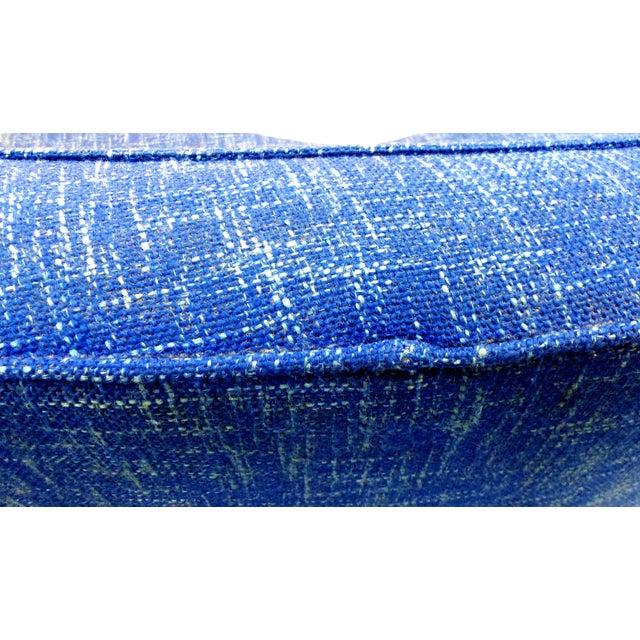 Mid-Century Modern Serpentine Sofa, circa 1950 - Image 10 of 11