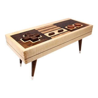 8-Bit Capitán Gaming Controller Coffee Table For Sale