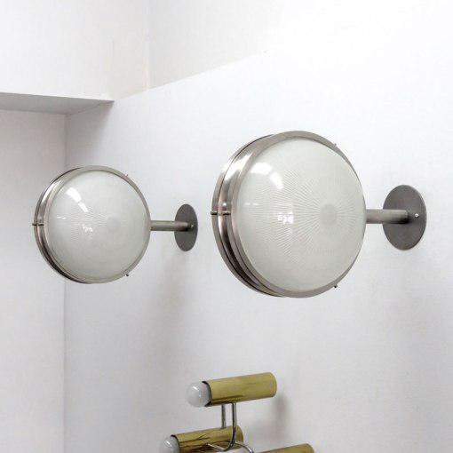 "1960s Sergio Mazza ""Gamma"" Wall Light - Image 5 of 10"