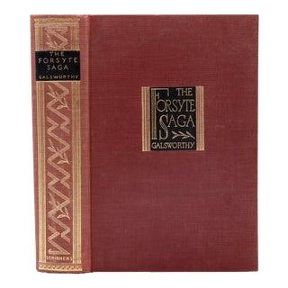 The Forsyte Saga by John Galsworthy 1933 For Sale