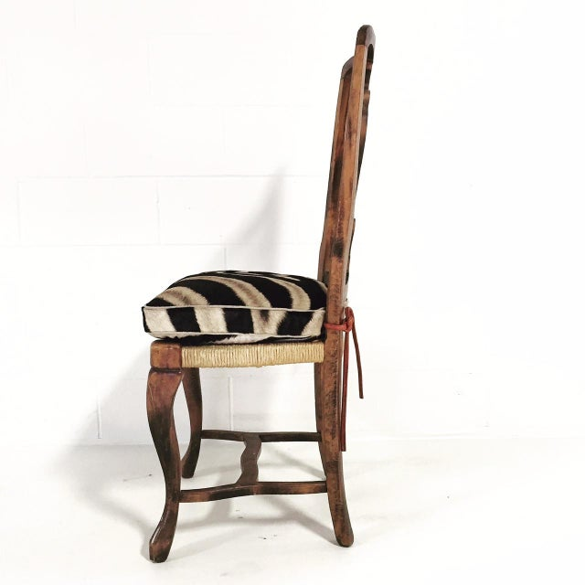 Provincial Side Chair - Image 4 of 8