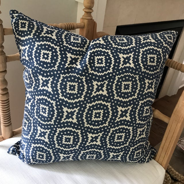 Raoul Textiles Linen Pillows - A Pair - Image 4 of 8