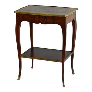 Early 20th Century Jacques Bodart Inc. Satinwood Occasional Table From Waldorf Astoria For Sale