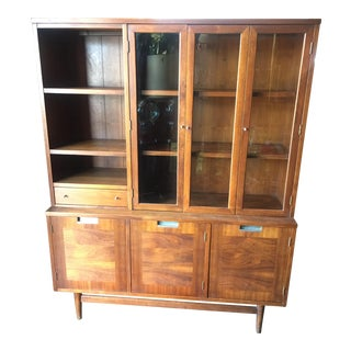 Mid Century Modern American of Martinsville Hutch For Sale