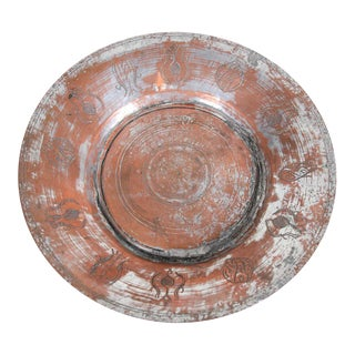 Tinned Copper Turkish Vessel For Sale