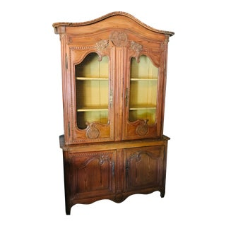 19th Century Pine Buffet Du Corps For Sale