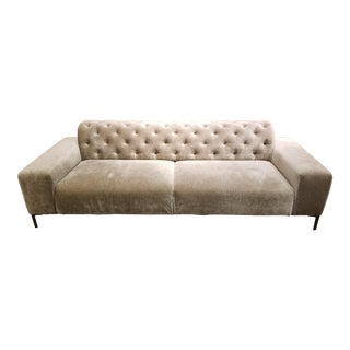 Modern Pianca Boston Capitonne Sofa For Sale