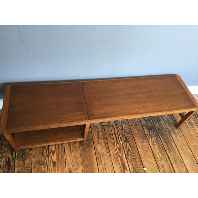 Vintage Dunbar Coffee Table or Bench - Image 3 of 7