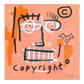 """Copyright"" Original Artwork by Soren Grau For Sale"