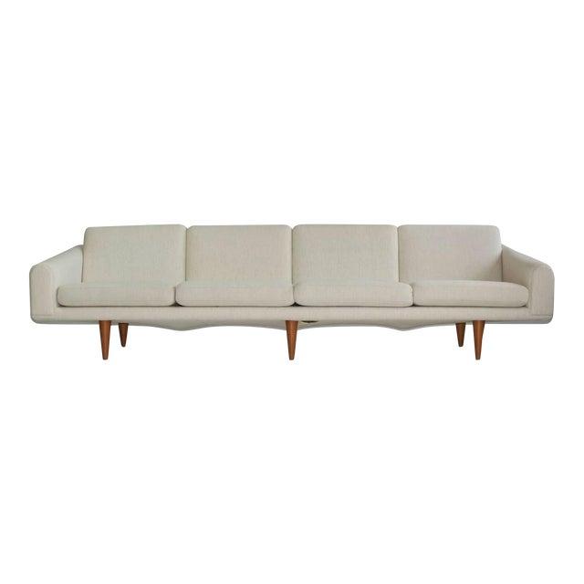 Illum Wikkelsø Sofa For Sale