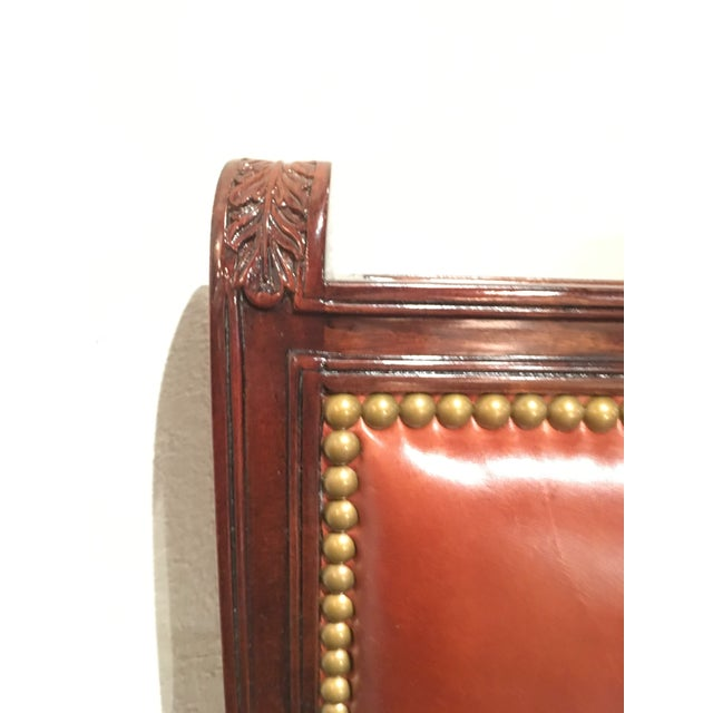 Theodore Alexander Regency Style Game Chair For Sale In Denver - Image 6 of 13