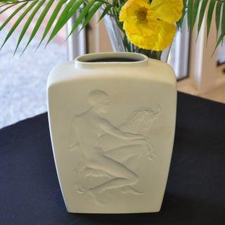 Siegmund Schutz Royal Berlin Kpm Art Deco Vase Preview
