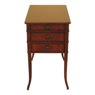 Henredon Acquisitions 3 Drawer Occasional End Table