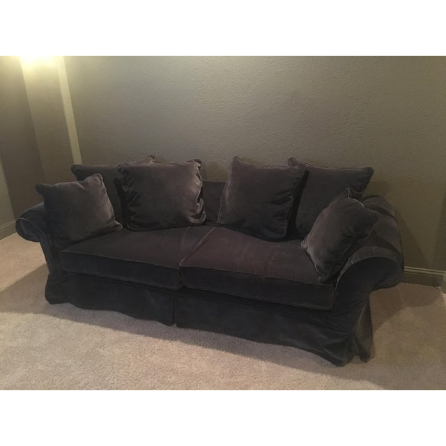 Pottery Barn Charleston Couch - Image 4 of 8