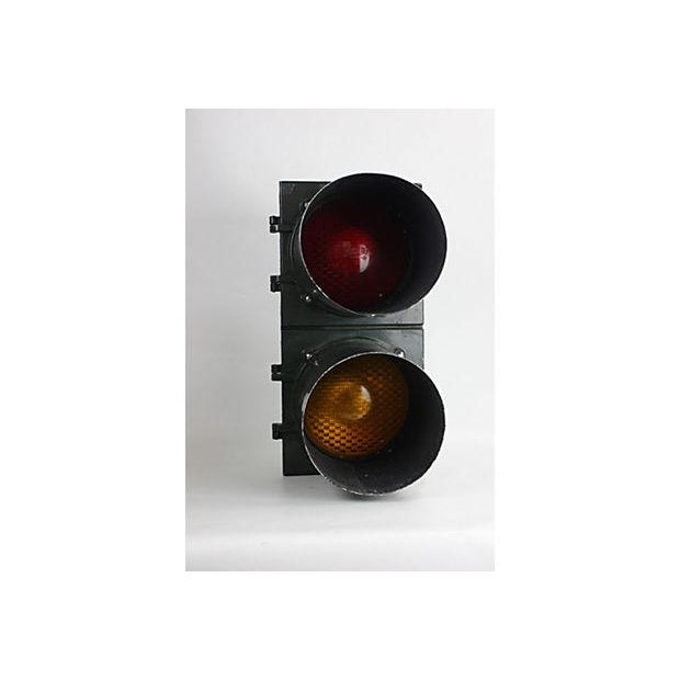 Authentic 2-Light Stoplight - Image 5 of 5