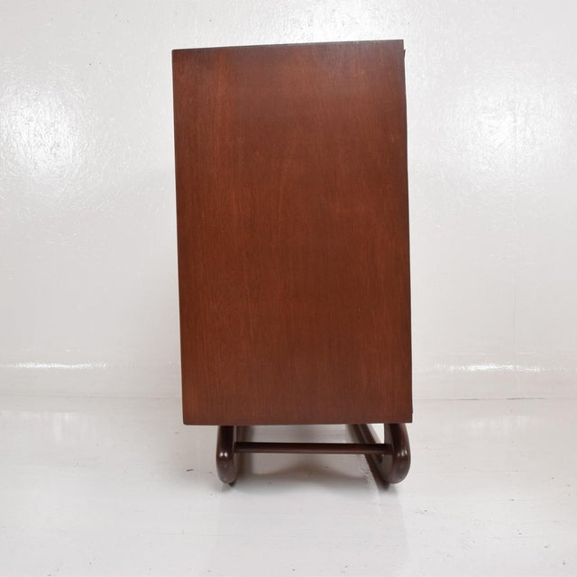 Mid-Century Mexican Modernist Chest of Drawers by Frank Kyle Pepe Mendoza For Sale - Image 10 of 11