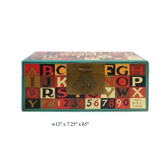 Chinese Rectangular Storage Box - Image 6 of 6
