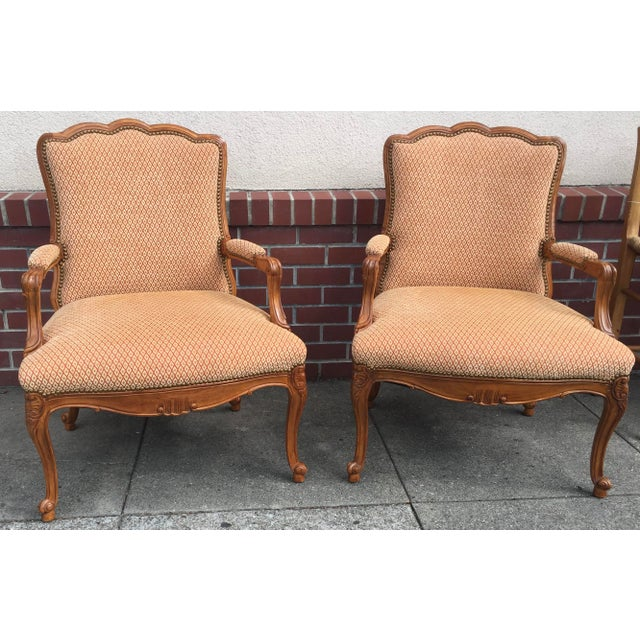 French Style Begeres a Pair For Sale - Image 12 of 12